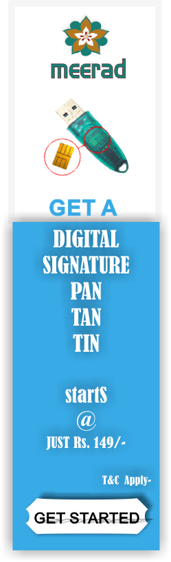 Get class 2, and class 3 digital signature in lowest price in Patna, Bihar, Jharkhand, India. | www.meerad.in |
